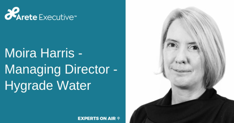 Moira Harris – Managing Director – Hygrade Water